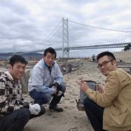明石海峡大橋を一望できる最高のロケーション