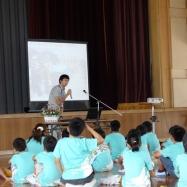 語り部さんは京丹後市役所の方々です!